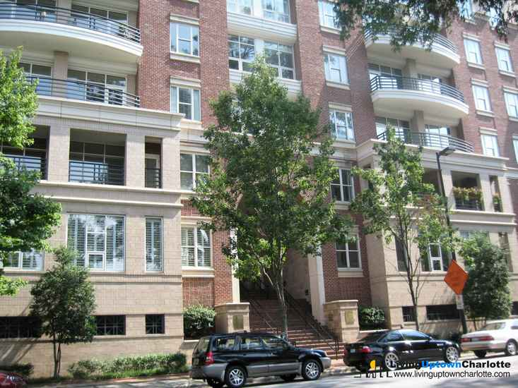 400 North Church Condo Rentals Charlotte, NC