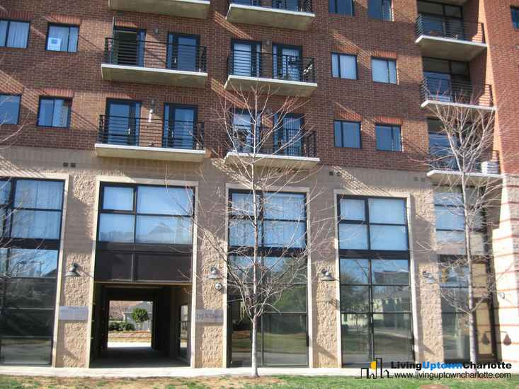 715 North Church Street Condo Rentals Charlotte, NC