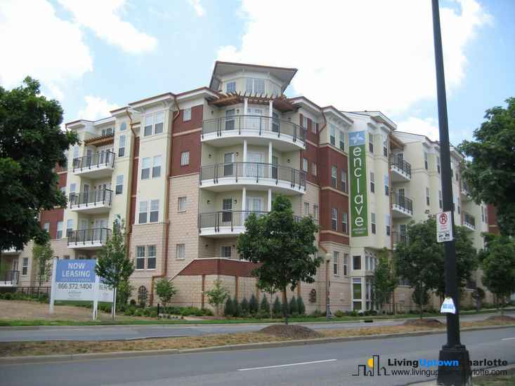 Enclave Condo Rentals Charlotte, NC   Uptown U0026 Downtown Charlotte Apartments  And Condos For Rent