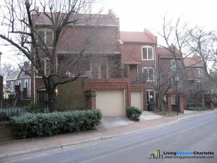 Hackberry Place Condo Rentals Charlotte, NC