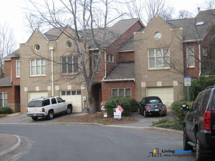 Settlers Alley Condo Rentals Charlotte, NC