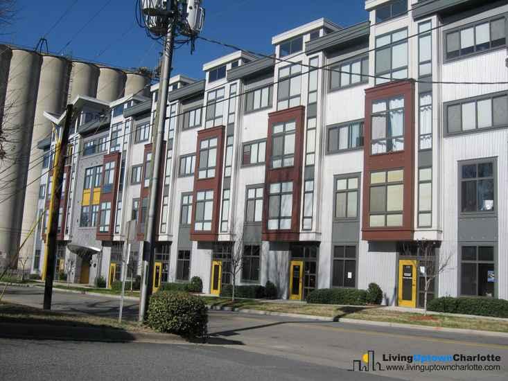 Silo Urban Lofts Condo Rentals Charlotte Nc Uptown Downtown Apartments And Condos For Rent