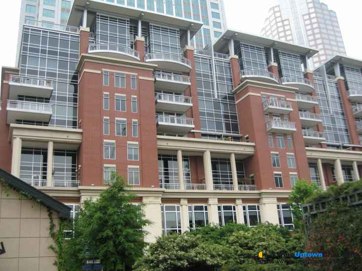 the ratcliffe condo rentals charlotte nc uptown downtown
