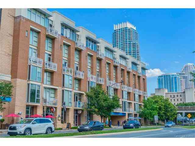 Main Thumbnail For 710 Trade Street Unit 514 Charlotte NC Downtown